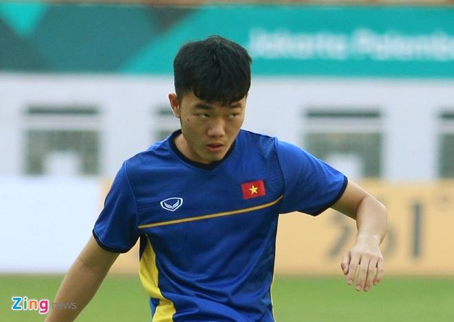 BLV Quang Huy: 'Xuan Truong da chinh vi ong Park da het lua chon' hinh anh