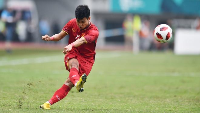 BLV Quang Huy: 'Olympic Viet Nam rong cua thang UAE' hinh anh
