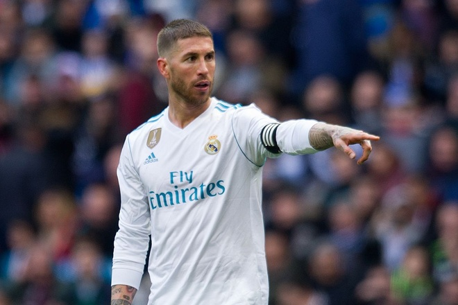 Ramos gat Ronaldo, ung ho Modric gianh 'The Best' 2018 hinh anh
