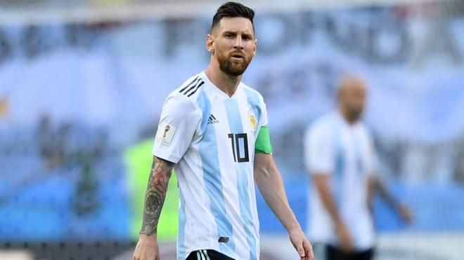 Messi chua tro lai, khong ai duoc dong den ao so 10 o Argentina hinh anh