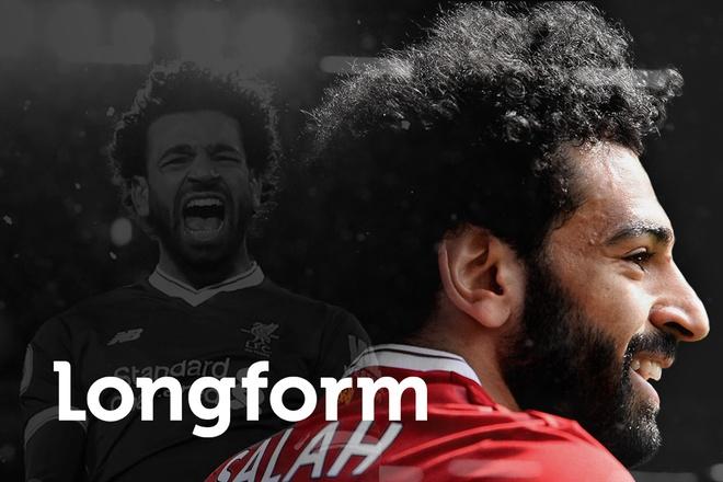 Mohamed Salah - doi chan vang va trai tim kim cuong hinh anh