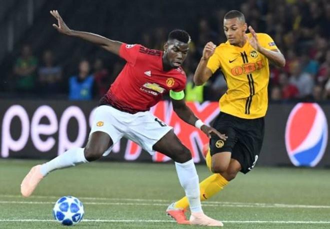 Pogba lập cú đúp, MU thắng đậm ngày ra quân Champions League