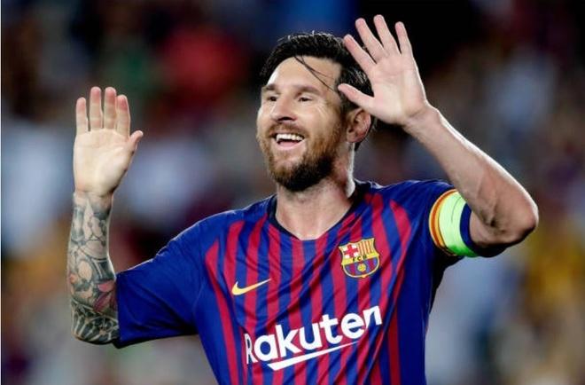 Cham diem Barcelona 4-0 PSV: Messi xung dang nhan diem 10 hinh anh