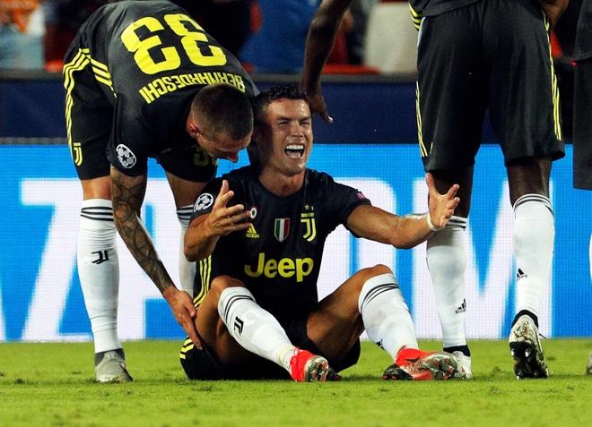 'Ronaldo bi the do vi trong tai thich tuong tuong' hinh anh 2