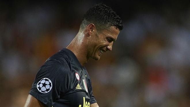 'Ronaldo bi the do vi trong tai thich tuong tuong' hinh anh