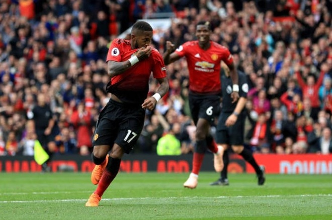 Cham diem tran MU 1-1 Wolverhampton: Lukaku te nhat tren san hinh anh 6