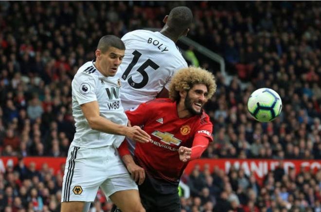 Cham diem tran MU 1-1 Wolverhampton: Lukaku te nhat tren san hinh anh 7