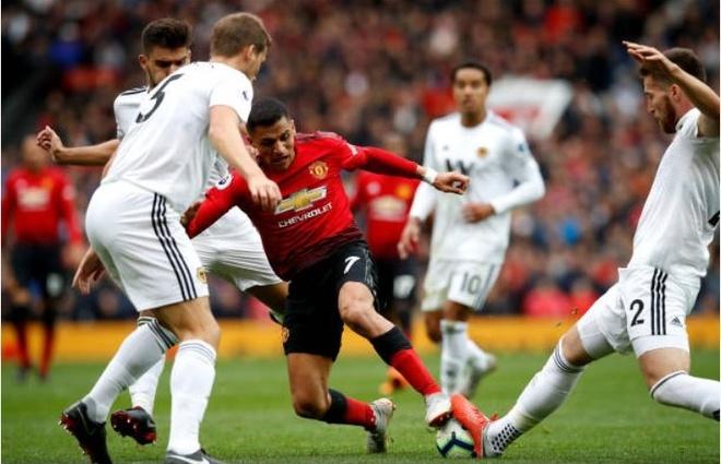 Cham diem tran MU 1-1 Wolverhampton: Lukaku te nhat tren san hinh anh 10