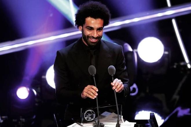 Mo Salah va su ngang trai cua giai Puskas hinh anh