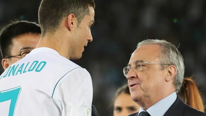 'Ronaldo se tro ve Real Madrid trong tuong lai khong xa' hinh anh