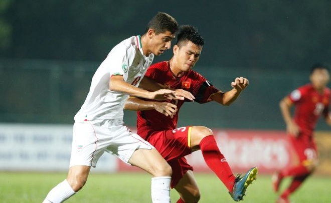 Thua Iran 0-5, U16 Viet Nam chia tay giai chau A tu vong bang hinh anh