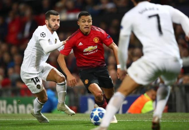 Cham diem MU 0-0 Valencia: Lukaku gay that vong hinh anh 10