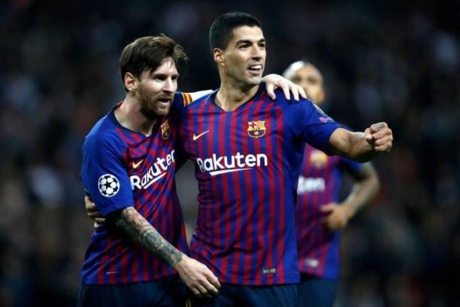 Cham diem tran Tottenham 2-4 Barcelona: Khong the can Messi hinh anh