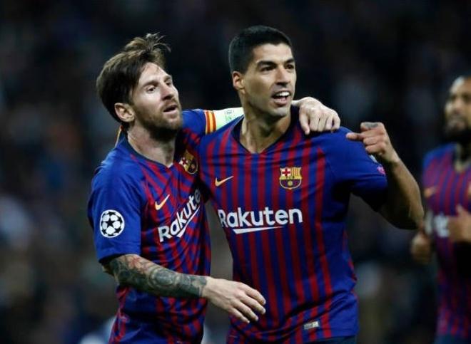 Messi duoc tung ho sau chien thang cua Barcelona hinh anh 1
