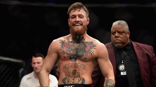 McGregor bi cam thi dau mot thang hinh anh 1