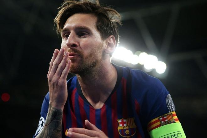 Barca dung dieu khoan dac biet de moi Messi ky hop dong hinh anh