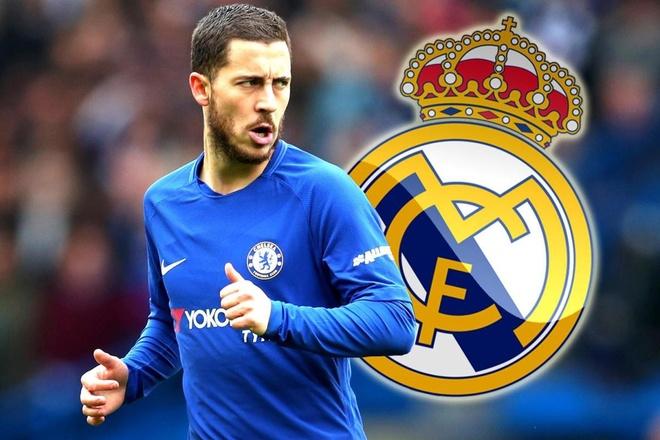 Chelsea canh bao Real: 'Hazard khong phai de ban' hinh anh