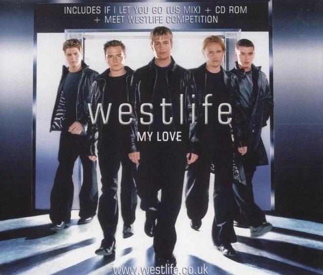 'My Love' va nhung ca khuc nen nghe it nhat mot lan cua Westlife hinh anh 9