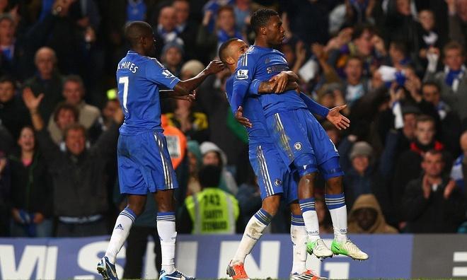 Chelsea thang ap dao MU trong 10 tran gan nhat o Stamford Bridge anh 5