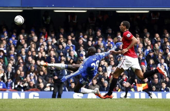 Chelsea thang ap dao MU trong 10 tran gan nhat o Stamford Bridge anh 6