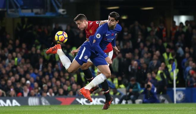 Chelsea thang ap dao MU trong 10 tran gan nhat o Stamford Bridge anh 11