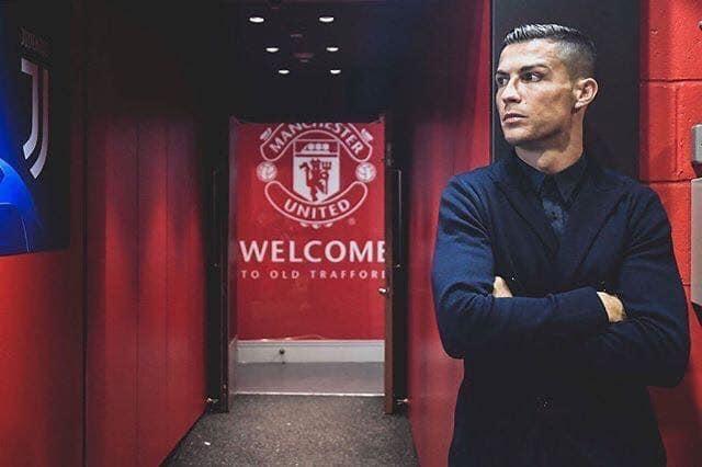 10 khoanh khac dep nhat cua Ronaldo khi khoac ao MU hinh anh 11