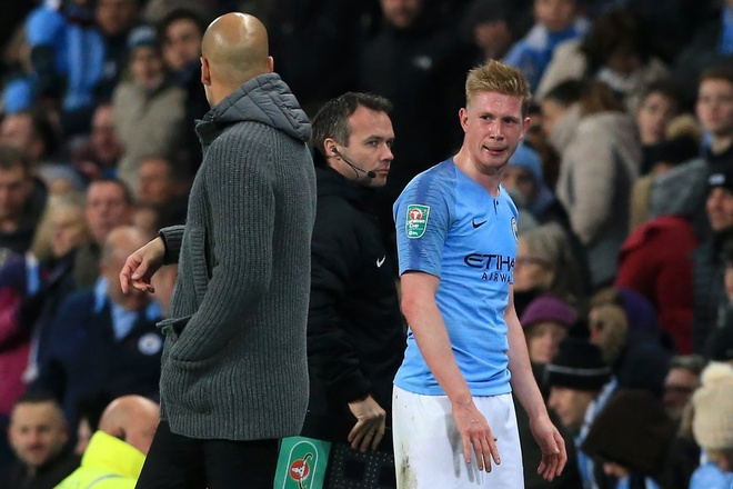 De Bruyne nghi 1 thang, lo tran derby thanh Manchester hinh anh 2