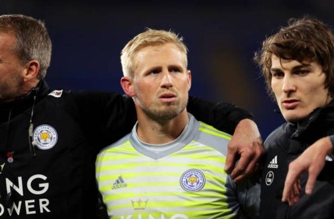 Leicester ha guc Cardiff,  gui chien thang den co Chu tich Vichai anh 7