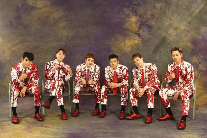 BTS, EXO va nhung nhom Kpop thap sang thanh duong ca nhac Nhat Ban hinh anh 6