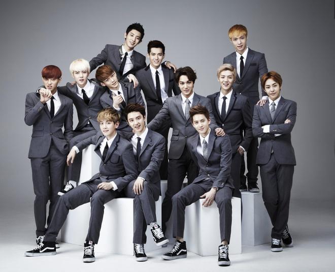 BTS, EXO va nhung nhom Kpop thap sang thanh duong ca nhac Nhat Ban hinh anh 10