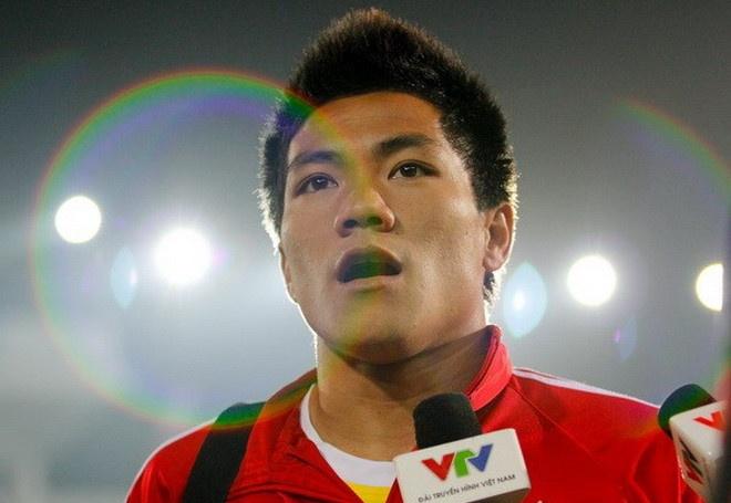 Danh thu Quang Hai: 'Doan ket la chia khoa chien thang cua DT Viet Nam hinh anh