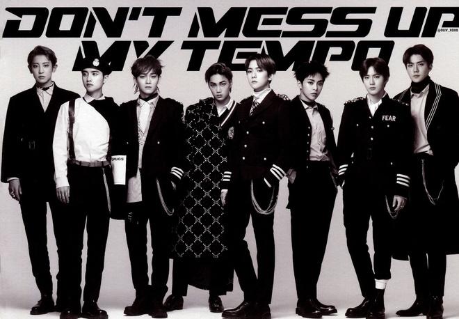 EXO di vao lich su Kpop sau ky tich 'tau tan' 10 trieu album hinh anh