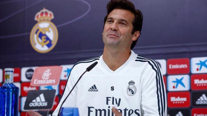 Real Madrid se bo nhiem huan luyen vien Solari? hinh anh