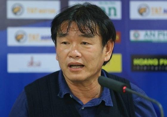 HLV Phan Thanh Hung: 'Viet Nam se thang Myanmar neu da dung suc' hinh anh