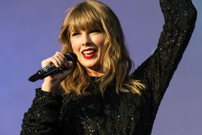 Taylor Swift xep sau Katy Perry o khoan kiem tien gioi nhat nam 2018 hinh anh