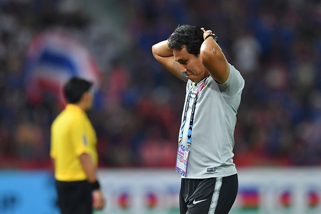 A quan Indonesia chia tay AFF Cup 2018 tu vong bang hinh anh