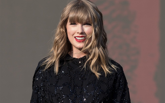 Taylor Swift nhan hop dong ky luc 200 trieu USD tu hang dia UMG hinh anh