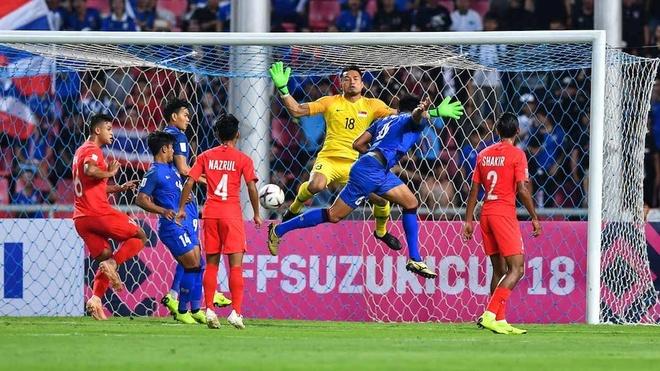 HLV Singapore du doan Thai Lan gap tuyen Viet Nam o chung ket AFF Cup hinh anh 1