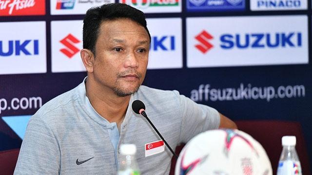 HLV Singapore du doan Thai Lan gap tuyen Viet Nam o chung ket AFF Cup hinh anh