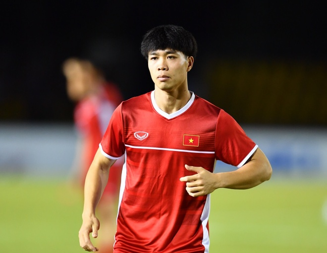 'Xuan Truong va Cong Phuong du bi la toan tinh cua thay Park' hinh anh