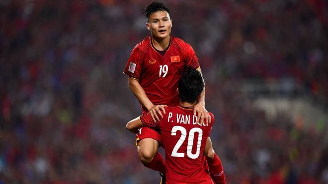 Viet Nam vao chung ket AFF Cup sau chien thang chung cuoc 4-2 hinh anh
