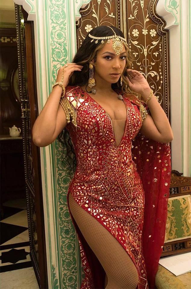 Beyonce, vo chong Nick Jonas du dam cuoi con gai ty phu An Do hinh anh 1