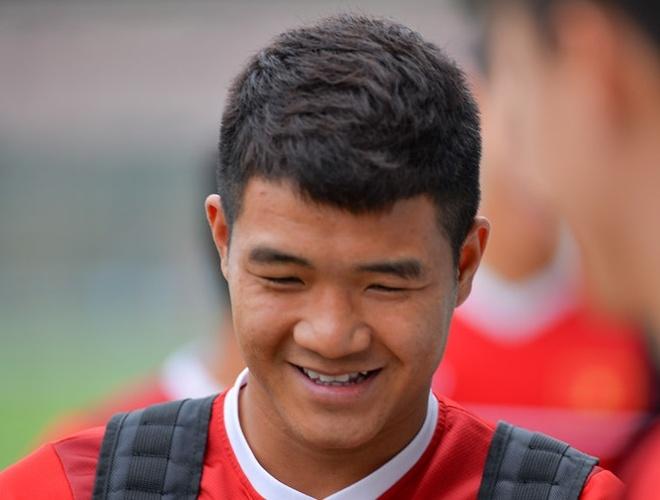 'Đức Chinh là phương án phù hợp nhất cho chung kết lượt đi AFF Cup'