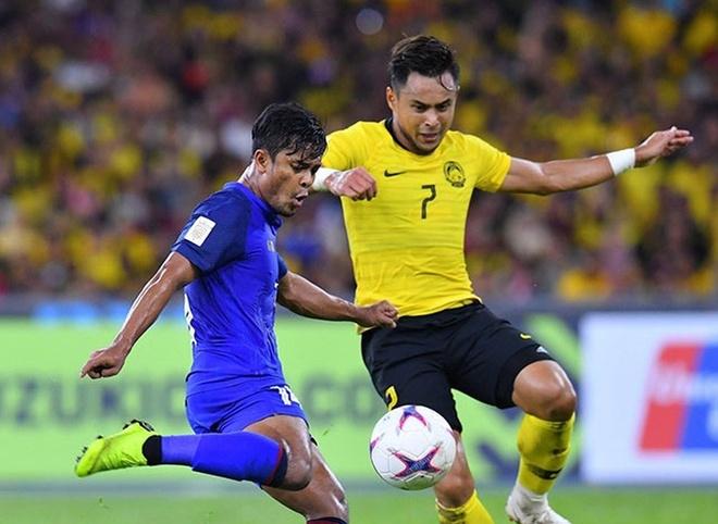 Malaysia co doi hinh manh nhat de da chung ket luot ve AFF Cup hinh anh 1