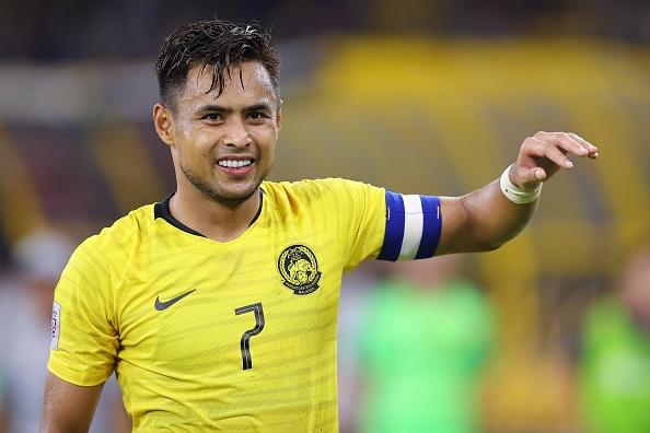 Malaysia co doi hinh manh nhat de da chung ket luot ve AFF Cup hinh anh