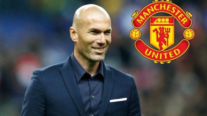 Zidane va cac ung cu vien thay Mourinho tai Manchester United hinh anh