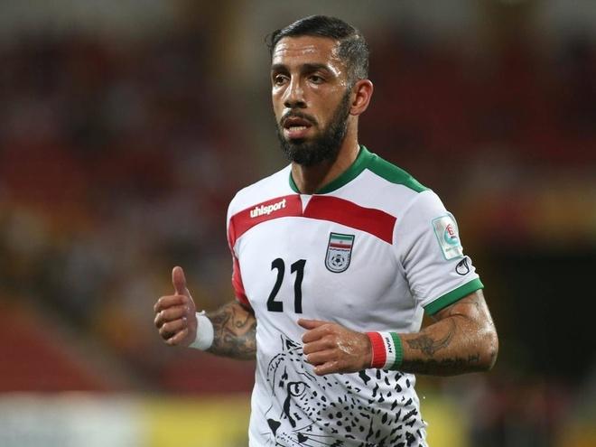 Tuyen thu Iran chi ra ung cu vien vo dich Asian Cup 2019 hinh anh