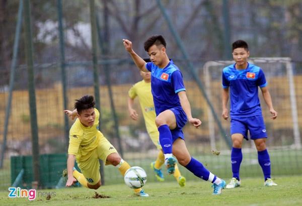 HLV Park gap rut trieu tap Ho Tan Tai len tuyen Viet Nam hinh anh 1