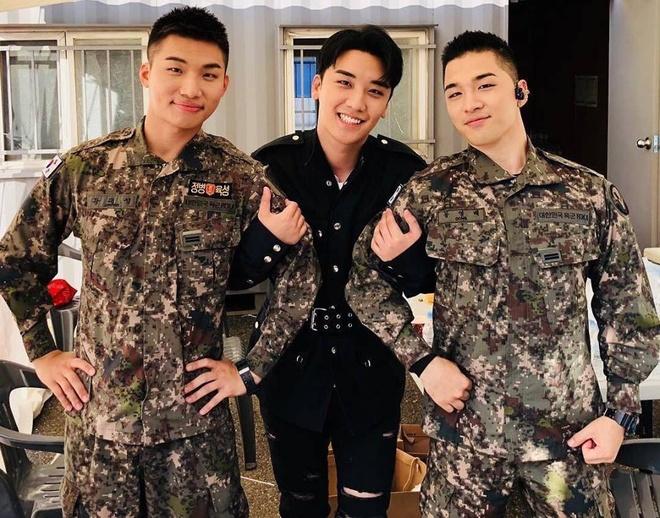 G-Dragon loat sao giai tri Han Quoc se xuat ngu trong nam 2019 hinh anh 2