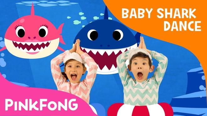 Bai hat thieu nhi 'Baby Shark' hinh anh
